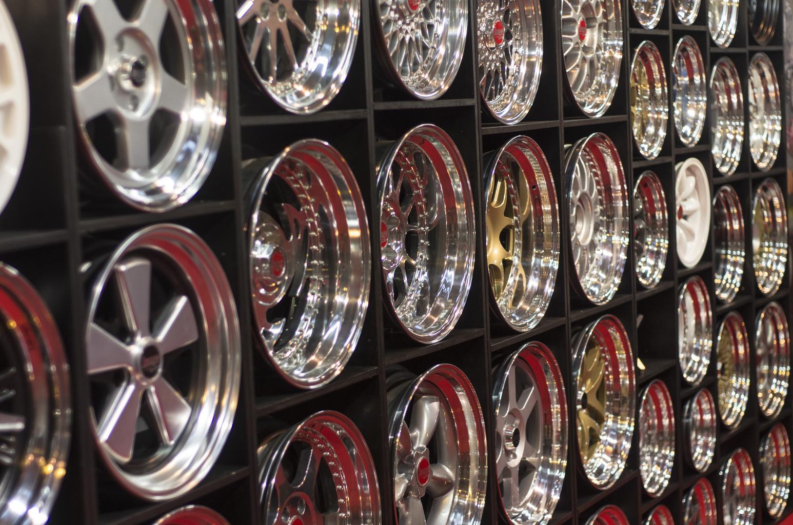 hliníkové disky