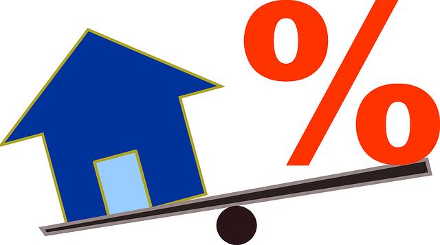 procenta hypotéky