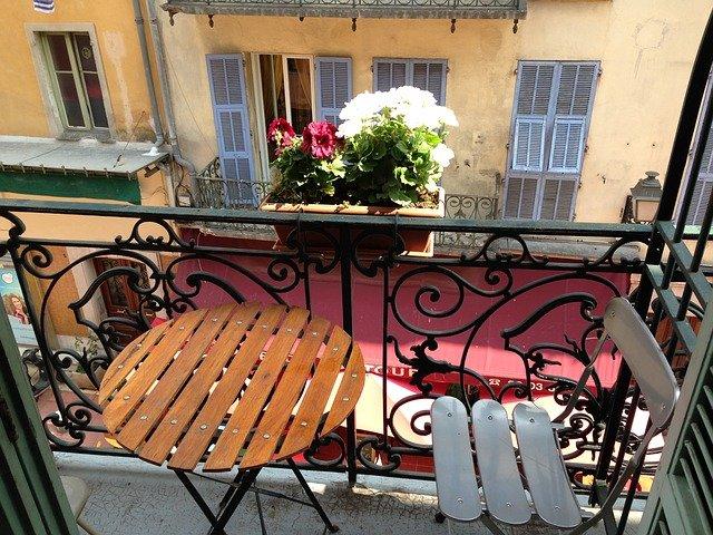 Francouzský balkonek