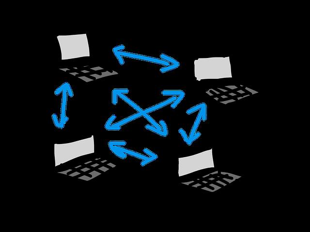 propojení počítačů