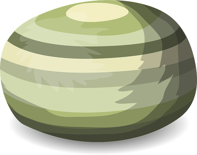 zelený vak