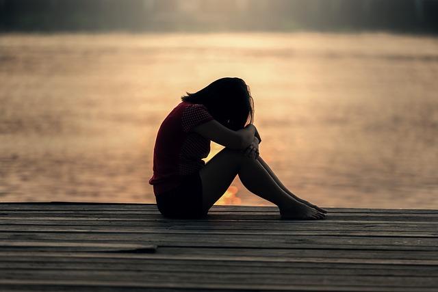 chvíle samoty